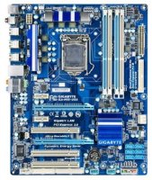 Gigabyte GA-P55-UD3 Rev.1.0 Intel P55 Mainboard ATX...