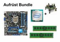 Aufrüst Bundle - ASUS P8H67-M + Intel Core i3-2105 +...