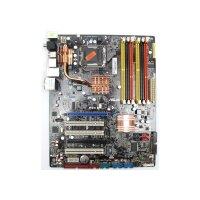 ASUS P5KC Intel P35 Mainboard ATX Sockel 775   #28582