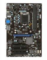MSI PH61A-P35 (B3) Intel H61 Mainboard ATX Sockel 1155...