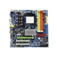 ASRock K10N78FullHD-hSLI GeForce 8200 Mainboard Micro ATX...