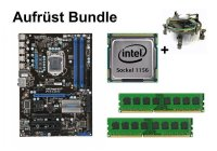 Aufrüst Bundle - MSI P55-CD53 + Intel i5-670 + 4GB RAM...
