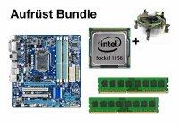 Aufrüst Bundle - Gigabyte H55M-UD2H + Intel Core...