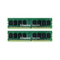 Kingston KVR 2 GB (2x1GB) KVR667D2N5K2/2G 240pin DDR2-667...