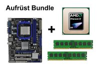 Aufrüst Bundle - ASRock 960GM-GS3 + Phenom II X4 925 +...