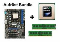 Aufrüst Bundle - MSI 770-C45 + Phenom II X4 960T +...