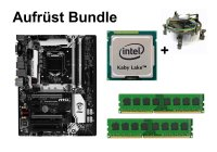 Aufrüst Bundle MSI Z170A KRAIT GAMING + Intel...