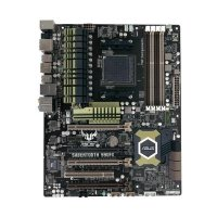 ASUS Sabertooth 990FX AMD 990FX Mainboard ATX Sockel AM3+...
