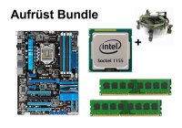 Aufrüst Bundle - ASUS P8P67 LE + Intel i3-3240 + 16GB RAM...