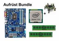 Aufrüst Bundle - Gigabyte GA-Z68P-DS3 + Intel...