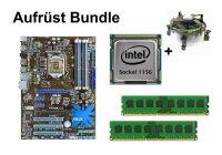 Upgrade Bundle - ASUS P7P55 LX + Intel Core i5-760 + 8GB...