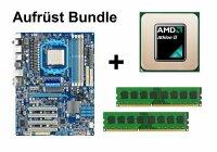 Aufrüst Bundle - Gigabyte 770TA-UD3 + Athlon II X4...