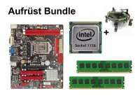 Aufrüst Bundle - Biostar H55 HD + Intel i7-875K + 4GB RAM...