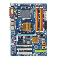 Gigabyte GA-P35-DS3L Rev.2.0 Intel P35 Mainboard ATX...