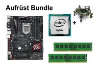 Aufrüst Bundle - ASUS Z170 PRO GAMING + Intel Core...