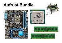 Upgrade Bundle - ASUS P8H61-M LX + Xeon E3-1230 v2 + 4GB...