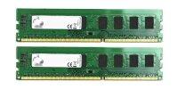 G.SKILL 4 GB (2x2GB) F3-10600CL9D-4GBNT DDR3-1333...