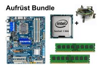 Aufrüst Bundle - Gigabyte EX58-UD3R + Intel i7-940 +...