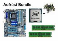Aufrüst Bundle - Gigabyte X58A-UD3R + Intel i7-920 +...