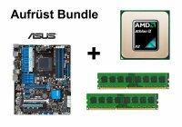 Aufrüst Bundle - ASUS M5A99X EVO + Athlon II X2 265...
