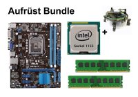 Aufrüst Bundle - ASUS H61M-K + Intel i3-2105 + 16GB RAM...