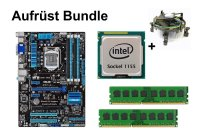 Aufrüst Bundle - ASUS Z77-A + Intel i5-2405S + 4GB RAM...