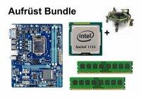 Aufrüst Bundle - Gigabyte GA-H61M-D2-B3 + Intel...