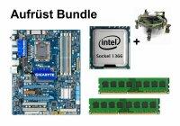Aufrüst Bundle - Gigabyte EX58-UD3R + Intel i7-965 +...