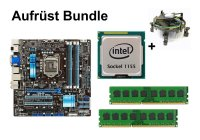 Aufrüst Bundle - ASUS P8Z68-M PRO + Intel i5-2320 + 4GB...