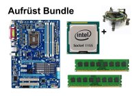 Aufrüst Bundle - Gigabyte GA-Z68P-DS3 + Pentium G630...