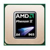 AMD Phenom II X4 965 (4x 3.40GHz) HDZ965FBK4DGM CPU AM2+...