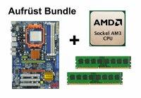 Aufrüst Bundle - ASRock M3A770DE + Athlon II X4 620...
