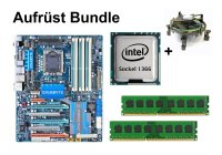 Aufrüst Bundle - Gigabyte EX58-UD5 + Intel i7-940 +...