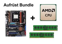 Aufrüst Bundle - ASUS M4A79T Deluxe + Athlon II X3...