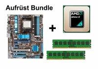 Aufrüst Bundle - ASUS M4A79XTD EVO + Athlon II X3...