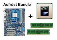 Aufrüst Bundle - Gigabyte 770TA-UD3 + Phenom II X2...