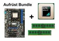 Aufrüst Bundle - MSI 770-C45 + Athlon II X4 620 +...