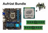 Aufrüst Bundle - ASUS P8B75-M LE + Intel i3-2130 +...