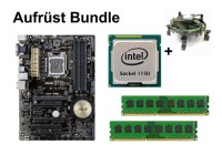 Aufrüst Bundle - ASUS H97-PRO + Intel i5-4570S + 8GB RAM...