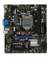 MSI H55M-E23 MS-7636 Ver.3.1 Intel H55 Mainboard Micro...