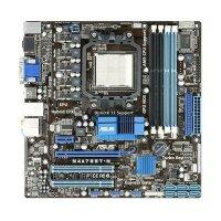 ASUS M4A785T-M AMD 785G Mainboard Micro ATX Sockel AM3...