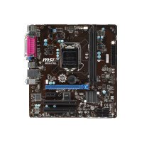 MSI H81M-P32L Intel H81 Mainboard Micro ATX Sockel 1150...