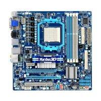 Gigabyte GA-880GMA-UD2H Rev.2.2 AMD 880G Mainboard Micro...