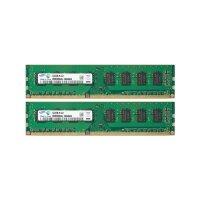 Samsung 8 GB (2x4GB) DDR3-1600 PC3-12800U...