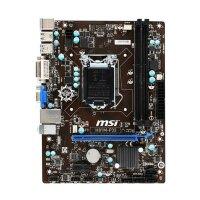 MSI H81M-P33 MS-7817 H81 Mainboard Micro ATX Sockel 1150...