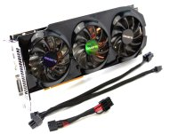 AMD Radeon R9 280X 3 GB PCI-E für Apple Mac Pro 1.1...