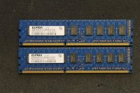 Elpida 4 GB (2x2GB) 2Rx8 EBJ21EE8BDFA-DJ-F PC3-10600 ECC...