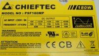 Chieftec PSF180MP ATX Netzteil SFF 180 Watt   #126990