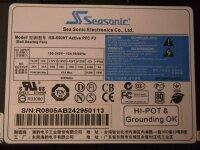 Seasonic S12 Energy Plus 550W (SS-550HT) ATX Netzteil 550...