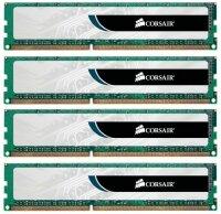 Corsair Value Select 8 GB (4x2GB) CMV4GX3M2A1333C9...